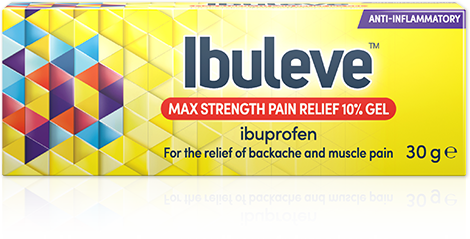 Speed Relief Max Strength Gel