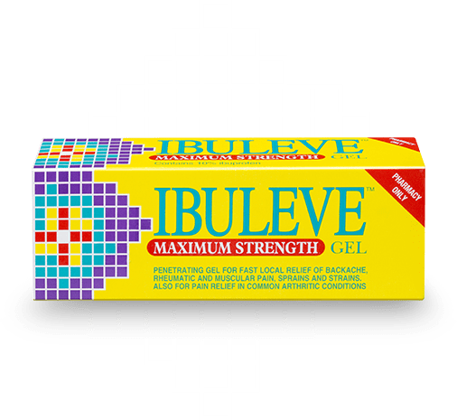 Ibuleve Maximum Strength Gel Pack